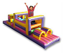 Party rental bounce inflatable