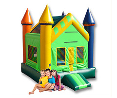 Party rental bounce house